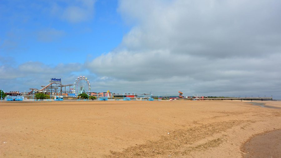 Body Of Man Found On Skegness Beach