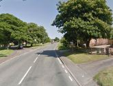 Man dies five days after car overturns on road south of Grantham