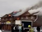 Video: Fire crews tackling blaze at Ingoldmells hotel