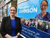 NHS is not underfunded, says Dr Caroline Johnson, new Sleaford & North Hykeham MP