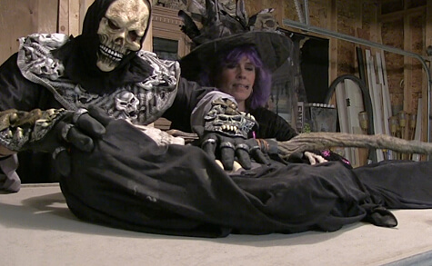 Feature Story: Edmonton couple resurrecting Halloween Alley from the dead