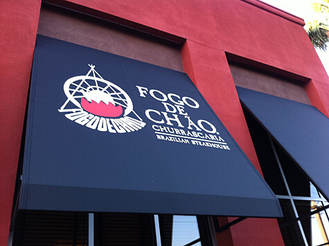 Fogo de Chao Brazilian Steakhouse at 360 E. Flamingo Rd., Las Vegas.