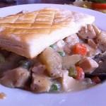 Chicken pot pie from Vi's for Pie!