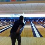 Bowling at Callingwood Lanes