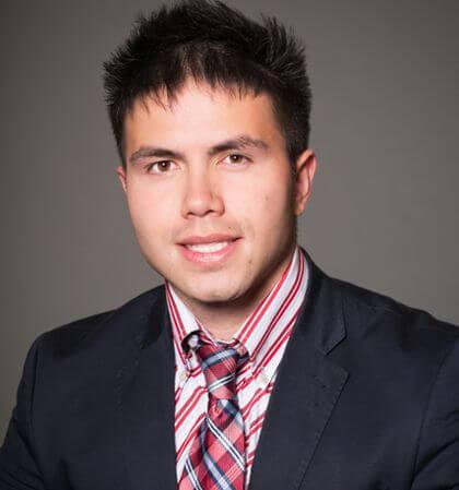 Edmonton Lawyer Andrew Cao.