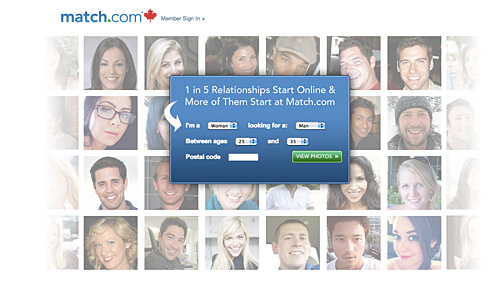 According to Match.com, one in five relationships now start online.