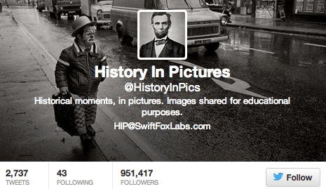 A look at the teenaged duo behind the popular @HistoryinPics Twitter account!