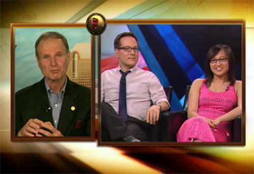 Alberta Primetime: Pop Culture Panel (June 26 2014)