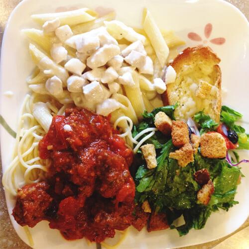 Home for Dinner - Ronald McDonald House - Edmonton