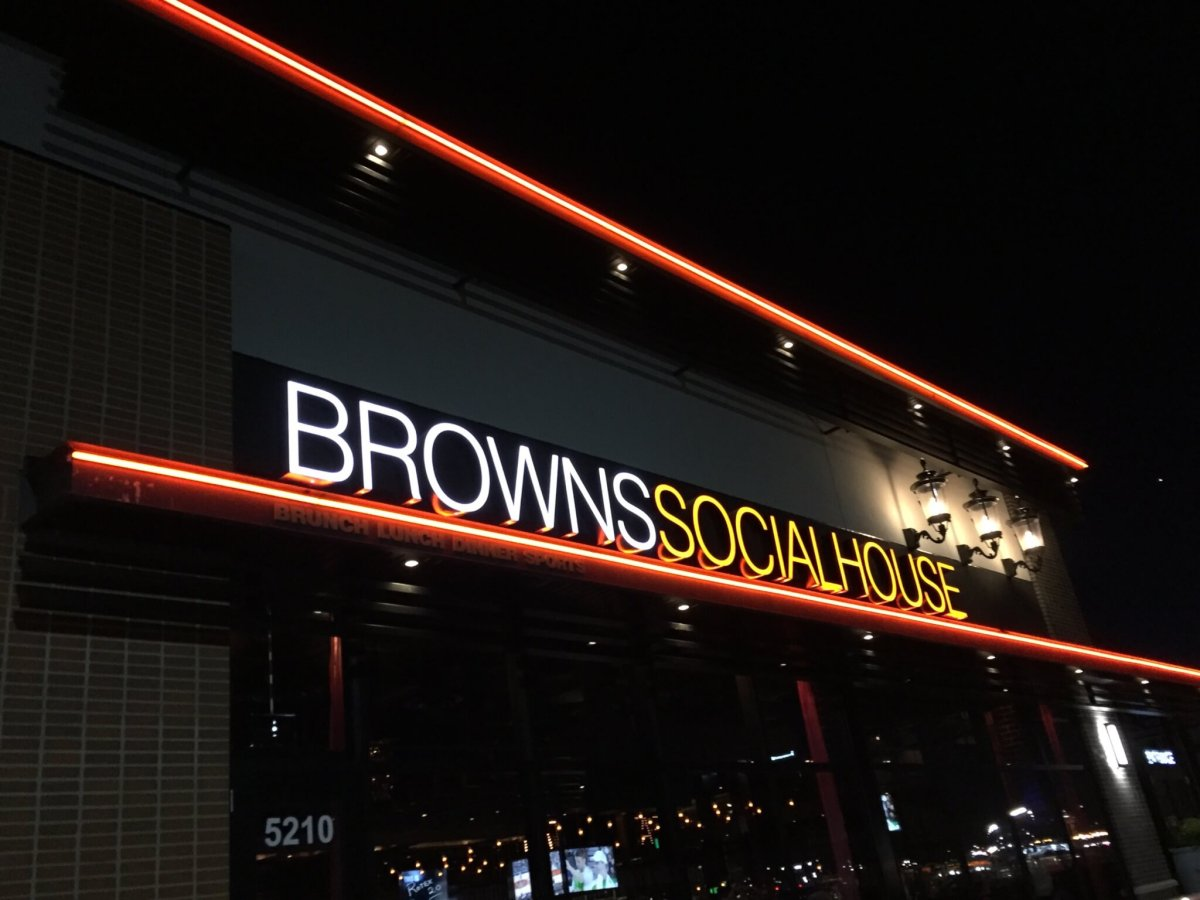 Review: Browns Socialhouse Windermere