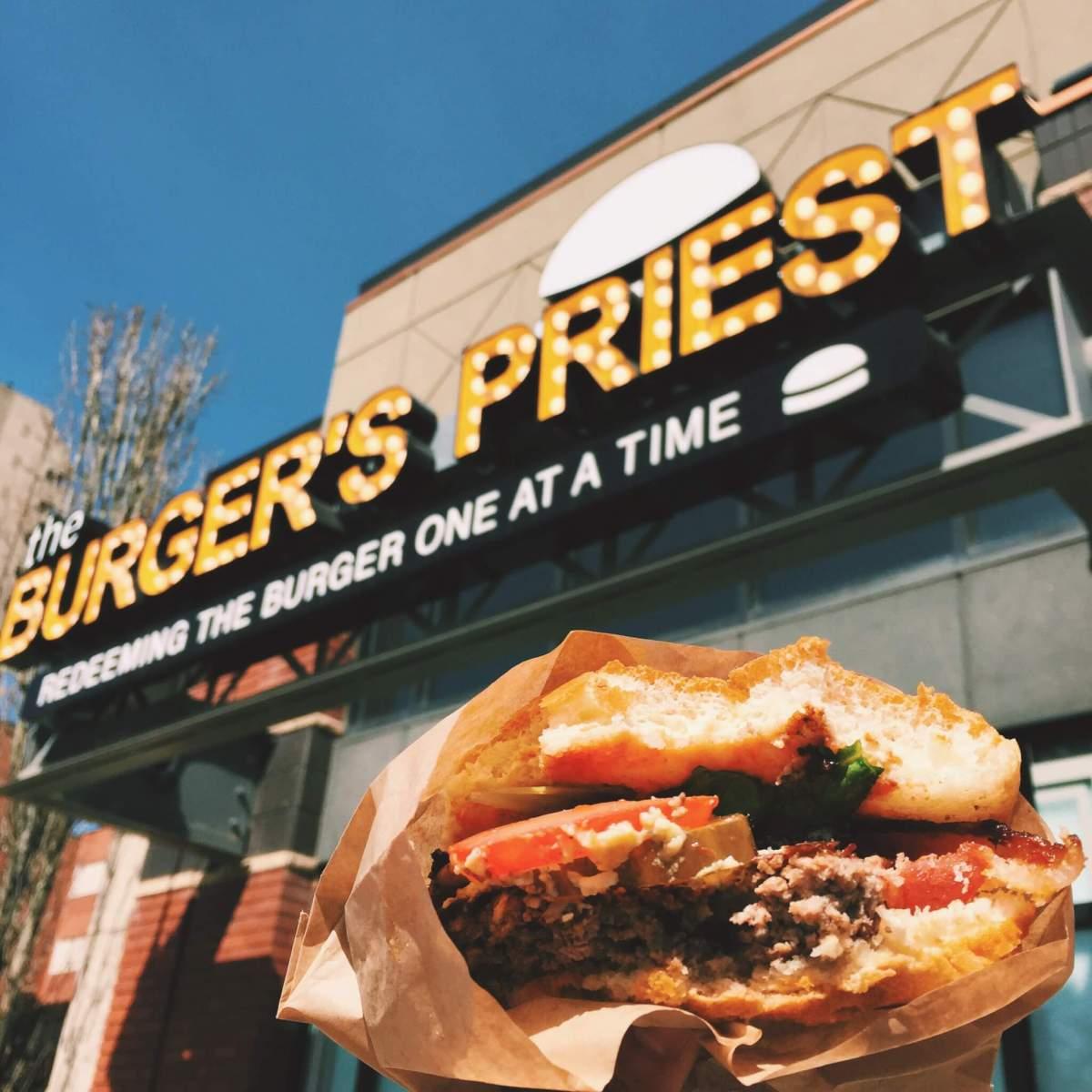 Review: The Burger's Priest (Edmonton)