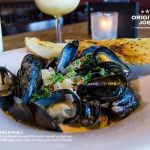Original Joes - Summer Fresh Menu - Steamed Mussels - Edmonton