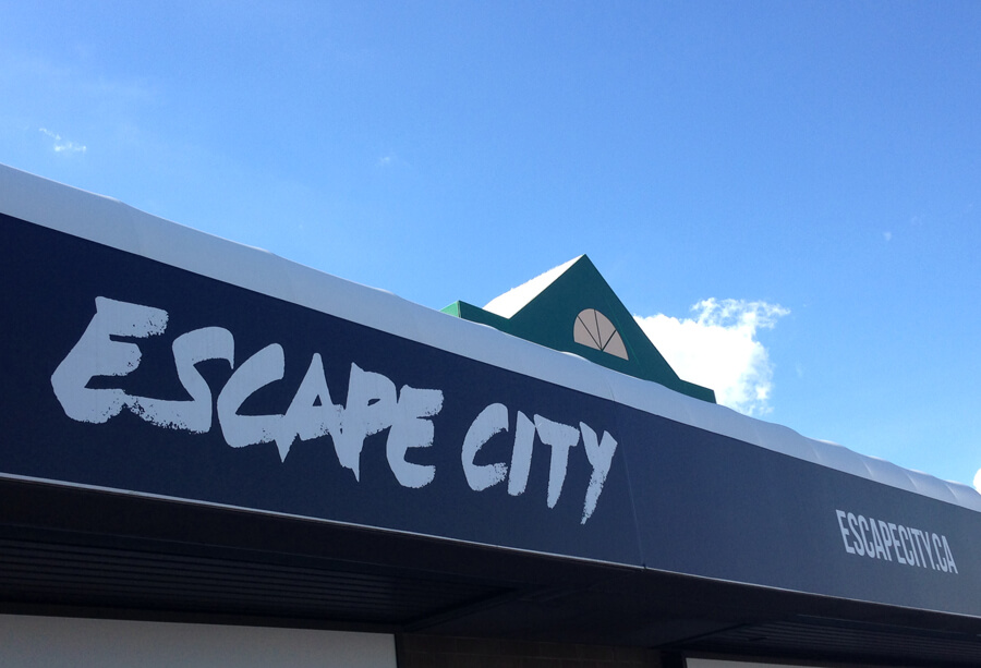 Escape City - Edmonton - Live Action Escape Game