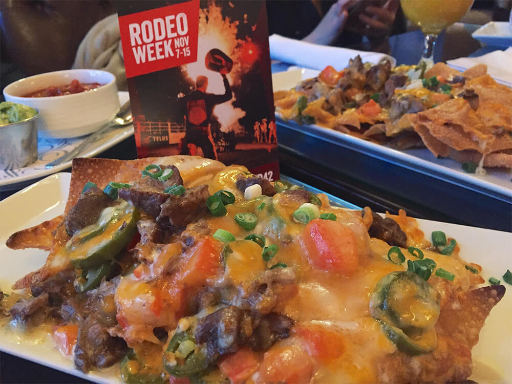 Edmonton Rodeo Week Best of the West - Canadian Finals Rodeo - Restaurants