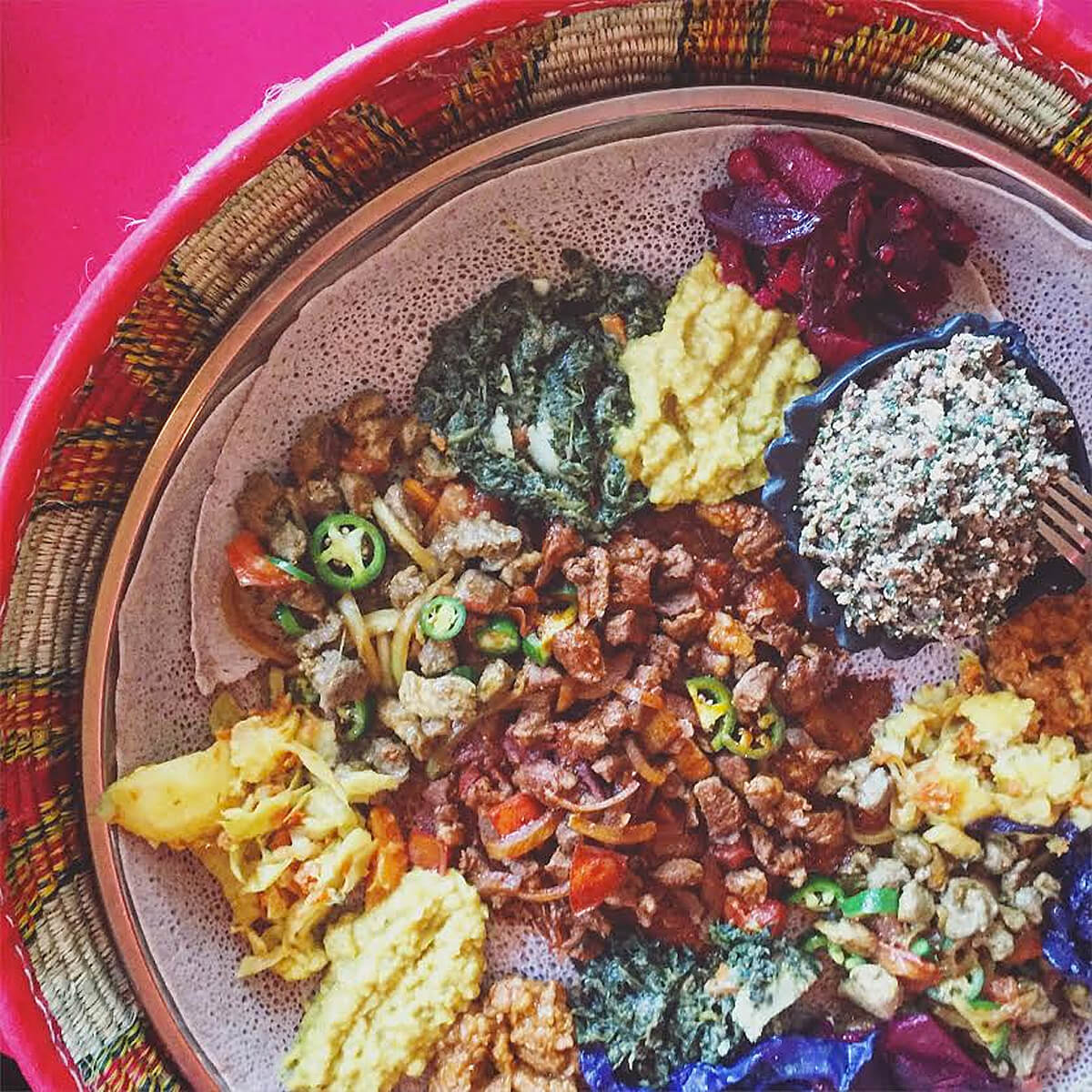 Review: Walia Ethiopian Restaurant