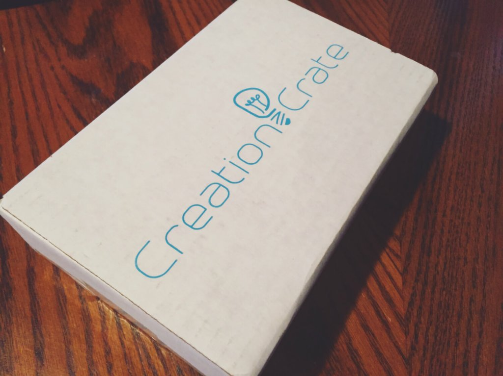 Creation Crate - Tech Education in a Box - Builders - Makers