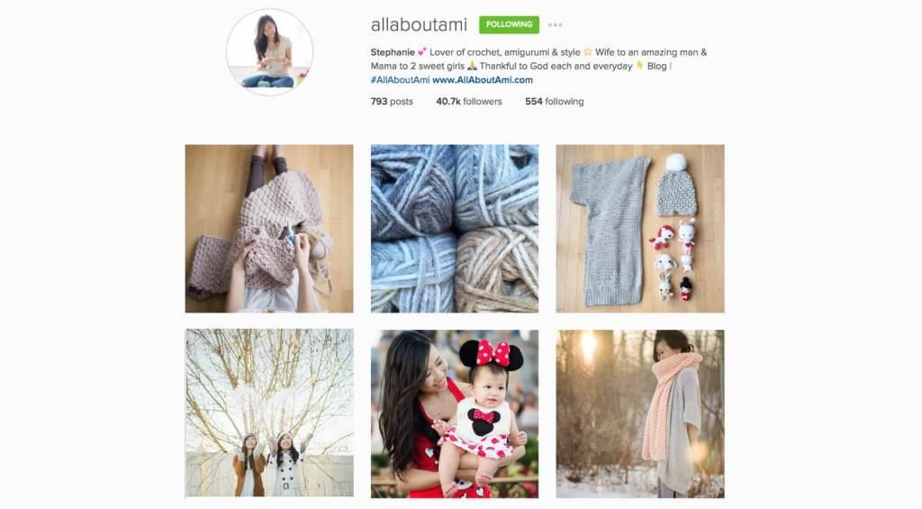 Top Edmonton Instagram Users - allaboutami - Social Media
