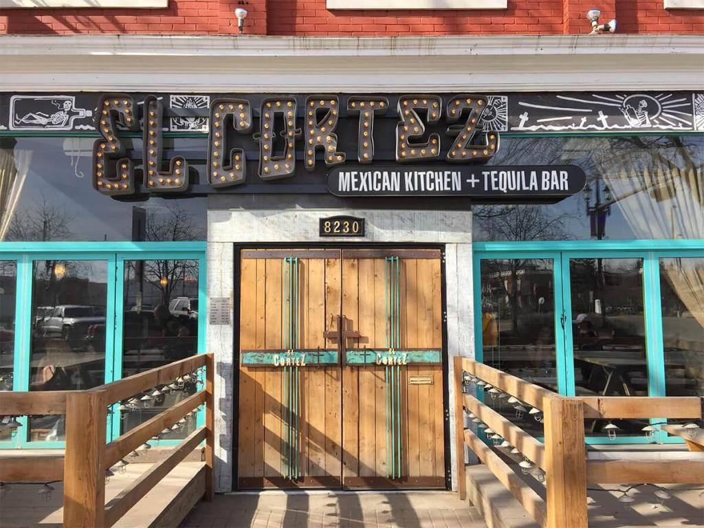 El Cortez Mexican Kitchen Tequila Bar Brunch