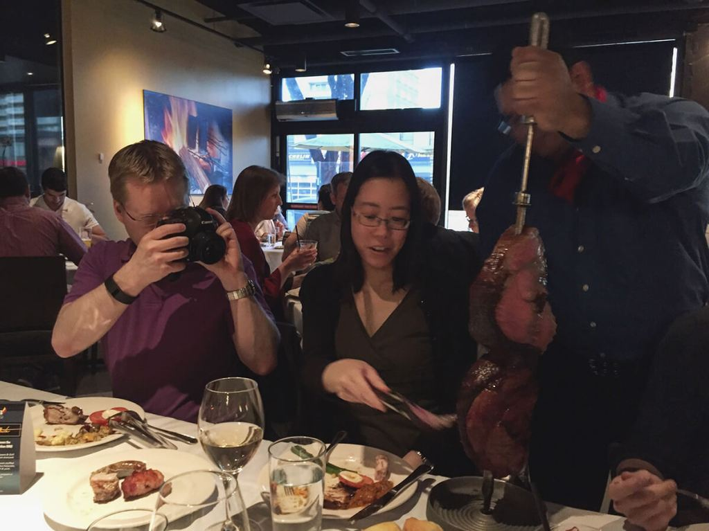 Pampa Brazilian Steakhouse Edmonton - Brunch