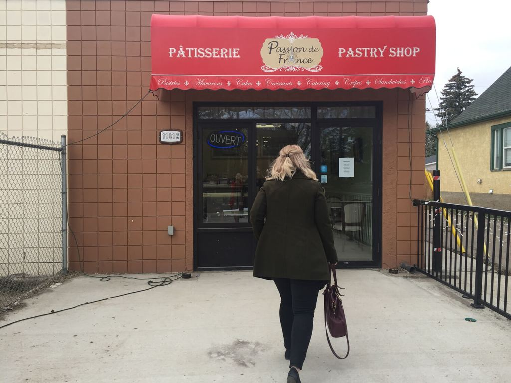 Passion de France - Alberta Avenue - Edmonton