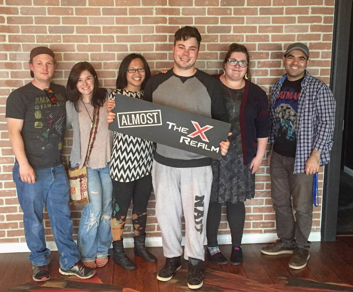 Recap + Giveaway: The X-Realm Edmonton Escape Game