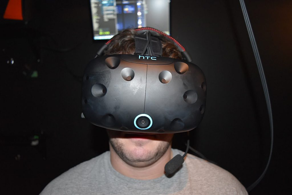 How To Make Vr Rooms For Htc Vive