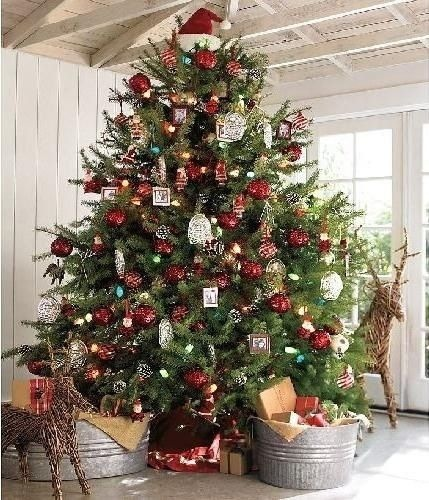 Gammeldags juletre
