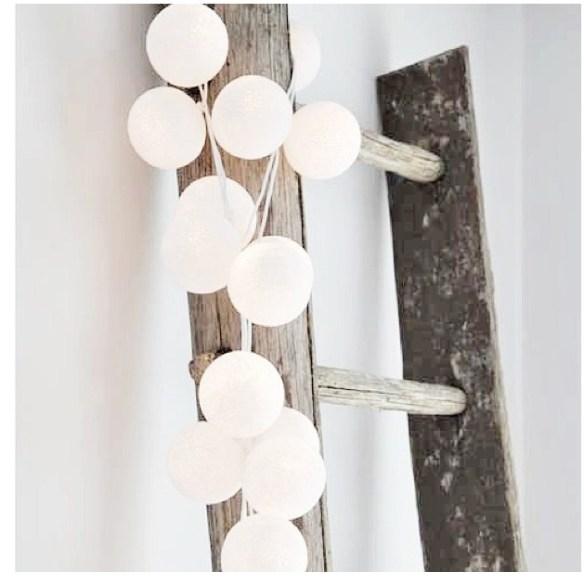 hvit wow cottonlights