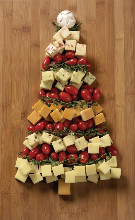spiselig juletre