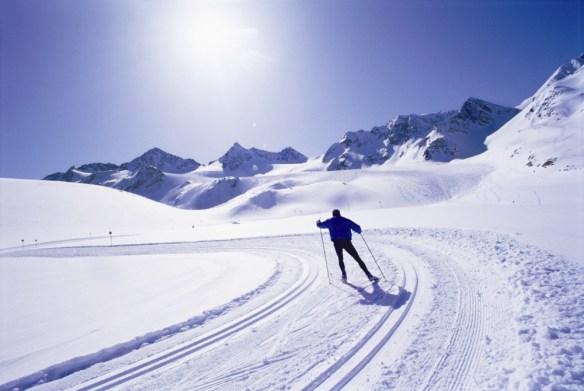 ski fjellet