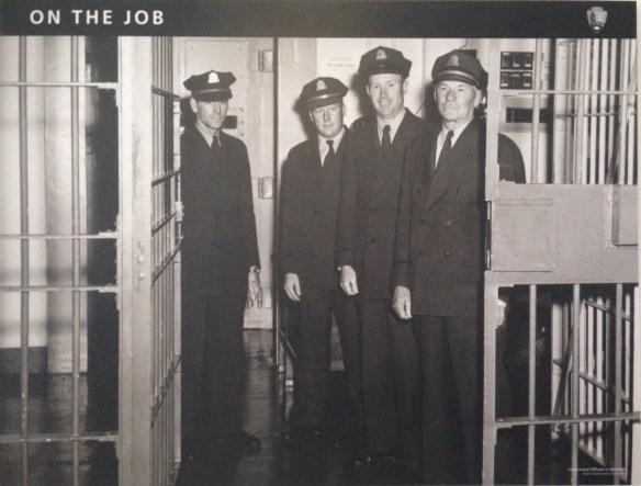Fangevoktere Alcatraz