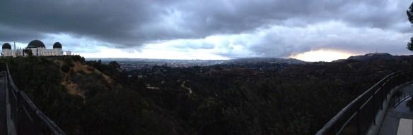 Griffit Observatory utsikt 17
