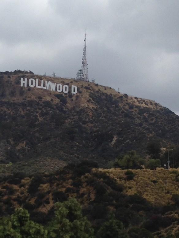 Hollywood skilt 3