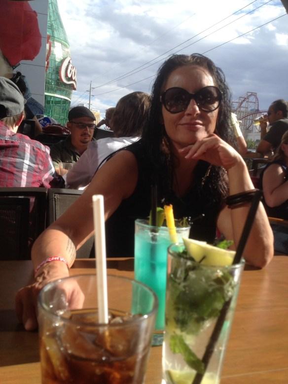 Las Vegas Hard Rock Cafe Linda