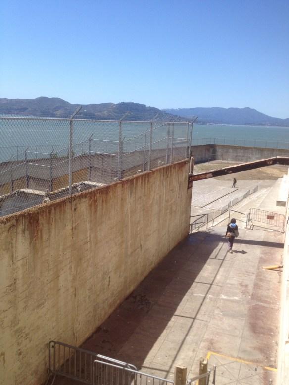 Luftegård Alcatraz 1