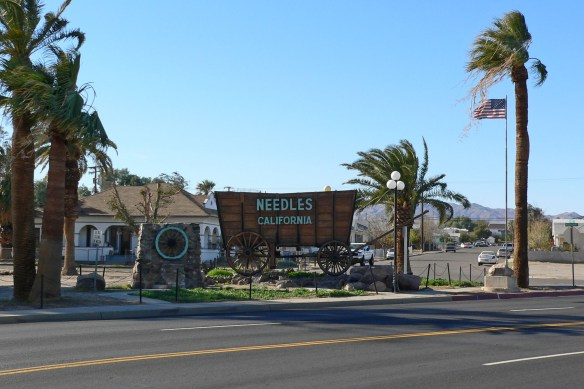 Needles California Route 66