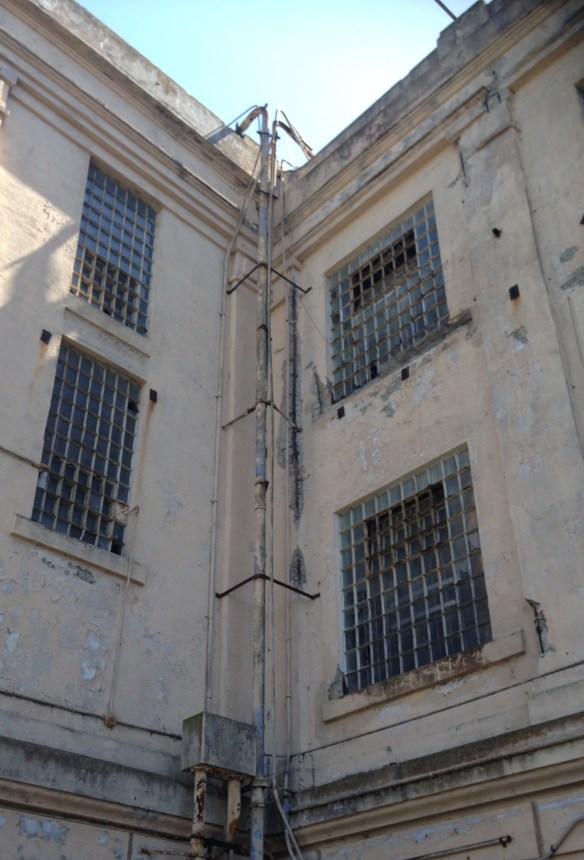 Rømningsvei Alcatraz