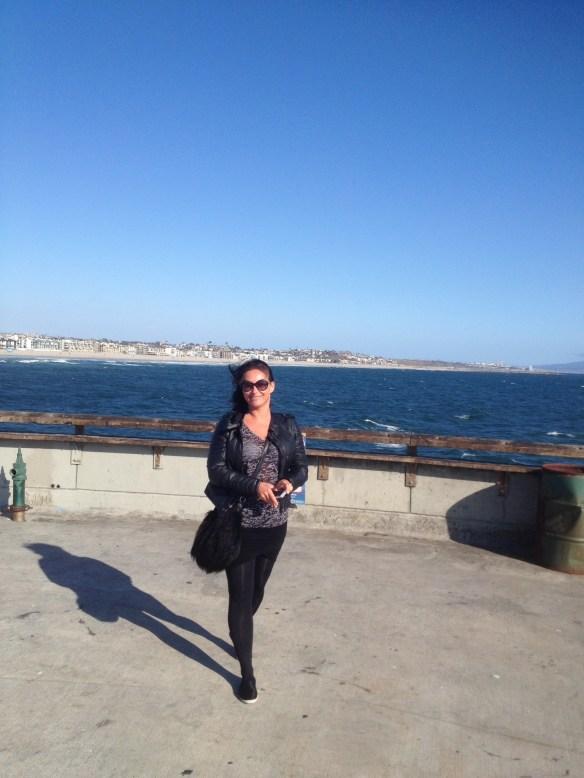 Venice Beach Linda 2