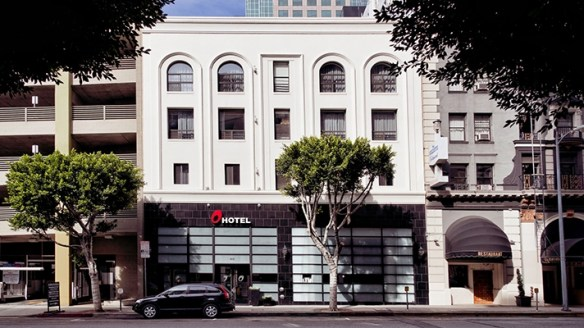 o hotel downtown los angeles