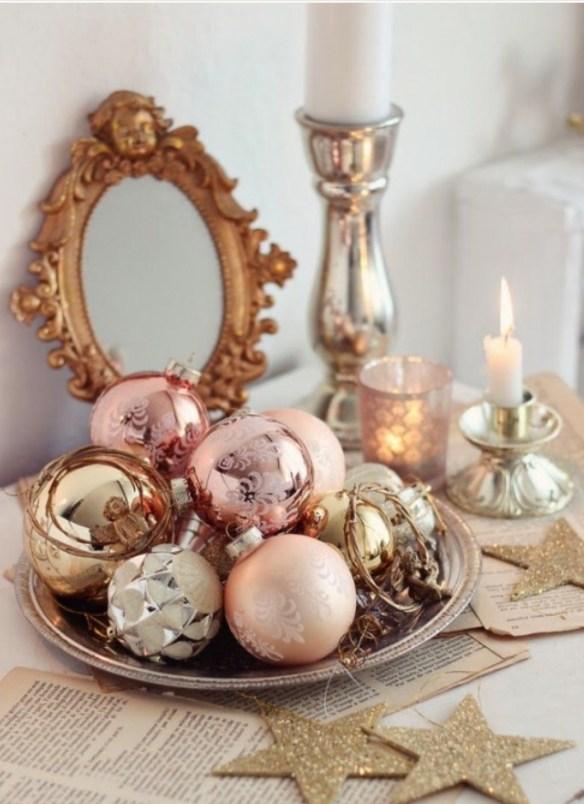 Juledekorasjon julekuler
