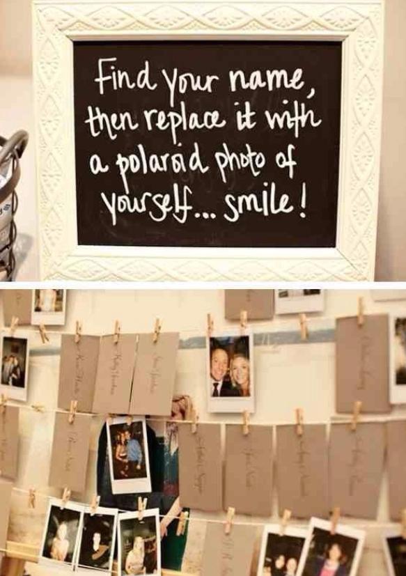 tips til bryllup ta foto heng opp