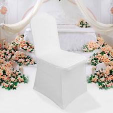 Hvite stoltrekk til bryllup