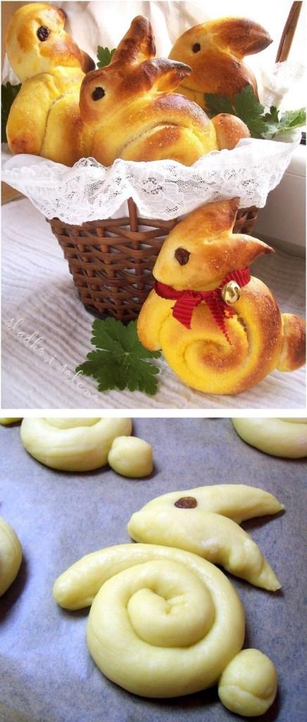 baking påske påskekanin