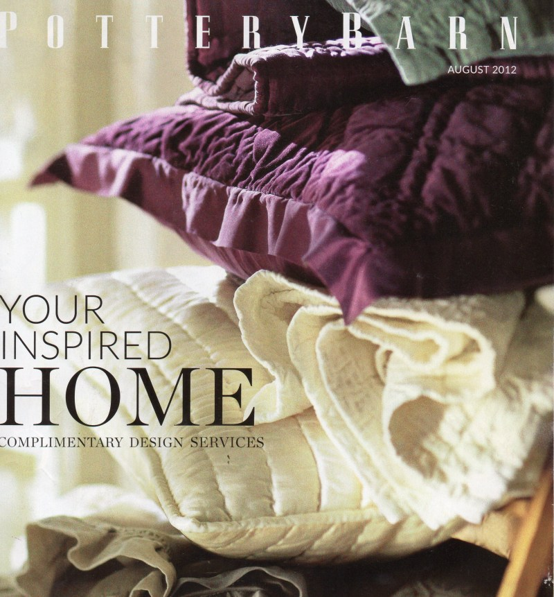 Large Of Pottery Barn Catalog
