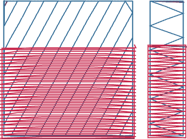 Machine Embroidery Basics: Understanding Underlay