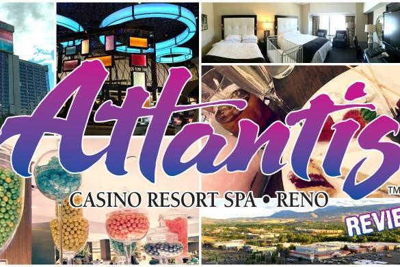Atlantis Casino Resort Header