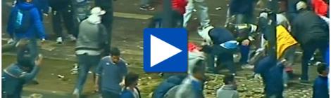 Argentina Riots