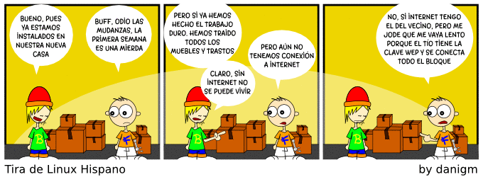 mudanza