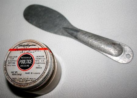 Antiplogistina, pomada contra la inflamación