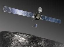 Rosetta y Philae